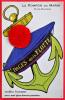 France CP Le Pompon Du Marin / Sailors Cap + Anchor - France