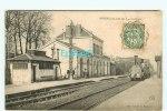 B - 44 - MAUVES - La Gare Avec Son Train - édition Bregeon - Mauves-sur-Loire
