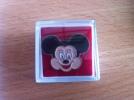 PIN´S WALT DISNEY MICKEY MOUSE TETE , En Boite - Disney