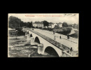 26 - MONTELIMAR - Le Pont De Pierre Et Le Quai Du Roubion - Montelimar