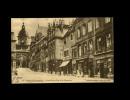 25 - BESANCON-LES-BAINS - Grande Rue Et Rue De La Convention - 89 - Besancon