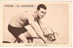 Cycles Souplesse Invasie Robert Van Eenaeme Wielrenner Coureur Palinghuizen Cyclisme Gent Gand Zeldzaam - Cycling