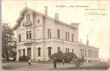 VILVORDE -- ECOLE D'HORTICULTURE 1907 - Vilvoorde