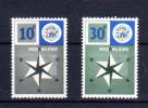 Pays-Bas 1957, Europa,  678 / 679**, Cote 22,5 €, - 1957