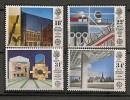 UK - 1987 EUROPA - BRITISH ARCHITECTS -  SG 1355/8 - Yvert 1266/9 - MINT NH - Sin Clasificación