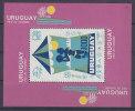 Uruguay, BL20 **, Michel = 38 Euro (XX16824) - 1974 – Germania Ovest