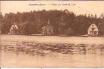 Genval-les-Eaux 67: Villas Au Bord Du Lac 1936 - Rixensart