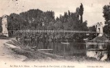 Pont Suspendu De Port Crèteil, à L'Ile Machefer  : Achat Immédiat - Creteil