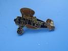 (pin711c) Pin´s Pins Thème AVIONS / BIPLAN USA ANNEES 30 BOEING P-12  Fabriqué Par Ou Pour ?????  Très Bon état (pour L´ - Avions