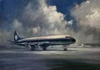 AVIATION CIVILE - KLM / ROYAL DUTCH AIRLINES : LOCKHEED PROP JET ELECTRA - ANNÉE: ENV. 1970 (i-388) - 1946-....: Moderne