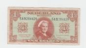 Netherlands 1 Gulden 1945 VF P 70 - [2] 1815-… : Koninkrijk Der Verenigde Nederlanden