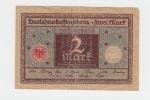GERMANY 2 MARK 1920 VF+ P 60 - [ 3] 1918-1933 : República De Weimar