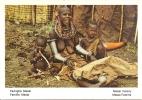 FAMILLE  MASAI - Sudan