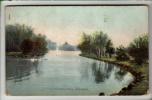 Glasgow - In Alexandra Park - Postcard 1912 - Lanarkshire / Glasgow
