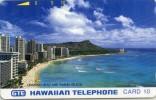 HAW-01-1990-DIAMOND HEAD-SILVER REVERSE-MINT - Hawaii