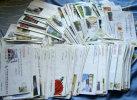 China Postal Stationery  100 Tipos De Patrones,SAL Transported - 1949 - ... Repubblica Popolare