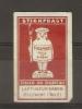 VIGNETTE - STICKPHAST HAUTMONT (NORD) - Advertising