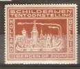 VIGNETTE - PUBLICITE SCHILDERIJEN TENTOONSTELLING (BERGEN Op ZOOM) - Other