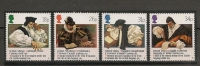 UK - 1988 WELSH BIBLE  -  SG 1384/7 - Yvert 1303/6  - MINT NH - Sin Clasificación