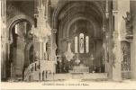 Chabeuil Eglise L'interieur - France