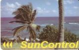TARJETA DE SUN CONTROL  (no Es Tarjeta Telefonica) - Phonecards