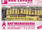 VALENCIENNE   -  Région Nord-Pas De Calais  -  Basket - Valenciennes