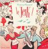 CLERC Serge. Illustration Pochette Disque, Recto Verso, Club à Gogo !. Le Jerk Par Thierry Hazard. 1989 - Disques & CD