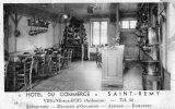 VRIGNE-aux-BOIS. Hôtel Du Commerce Saint-Rémy. Antiquités, Meubles D'Occasion, Achats, Échanges. - Sin Clasificación