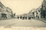 Deinze - Groote Markt - Geanimeerd - 1905  ( Verso Zien ) - Deinze