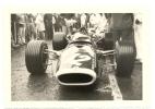 Photo  D´une Ancienne Voiture De Course - Oldtimer -   (b68) - Automobiles