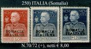 Italia-F00250 - Somalia