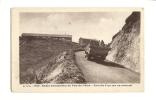 Cp, 63, Route Atomobile Du Puy-de-Dôme, Arrivée D'un Car Au Sommet - Zonder Classificatie
