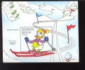 #  345-1  MINT NEVER HINGED SOUVENIR SHEET OF DISNEY ; OLYMPICS  (   GUYANA   2461 - Disney