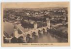 17431   Francia,  Cahors,  Panorama  Du  Pont  Valentre,  VG  1938 - Cahors