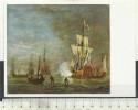 BRUCKMANNS BILDKARTE Van De Velde Der Salutschuß The Salute La Salve Nr90 - Schilderijen