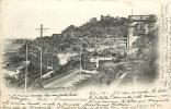 Oran : Tramway De La Promenade De Létang. Dos Simple. 2 Scans. Edition ND - Oran