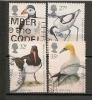 UK - 1989 BIRDS -  SG 1419/22 - Yvert 1363/6  - USED - 1952-.... (Elizabeth II)