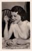 CINÉMA ANCIEN - ACTRICE : JANET GAYNOR - PHOTO Des ANNÉES 1920 - 1930 : ROSS - DIMENSIONS : ~ 5 X 7 CM (i-444) - Schauspieler