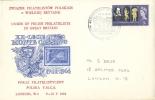 GREAT BRITAIN : 1964: Illustr. Cover With Illustr. Cancel : ##20th Anniversary Of MONTE CASSINO##,POLAND,WORLD WAR II, - WW2 (II Guerra Mundial)