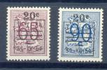 Belgie - Belgique Ocb Nr :  941 - 942  ** MNH  (zie Scan) - Bélgica