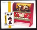 #  361-1  MINT NEVER HINGED SOUVENIR SHEET OF DISNEY   (   GUYANA   3099 - Disney