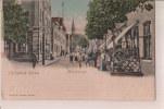 - Alte Ansichtskarte Büsum , Kirchenstraße - Büsum