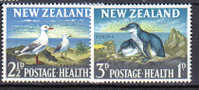 ZEL128 - NUOVA ZELANDA 1964 ,  Yvert Serie 421/422  *** - Nuova Zelanda