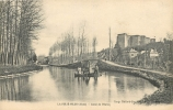 02 LA FERTE MILON CANAL DE L'OURCQ - France