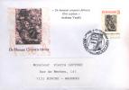 Enveloppe 1993 N° 2527 Avec FDC(1ste Dag-1er Jour) - De Humani Corporis Fabrica Libri Septem D'André Vésale - FDC