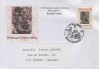 Enveloppe 1993 N° 2527 Avec FDC(prévente) - De Humani Corporis Fabrica Libri Septem D'André Vésale - FDC