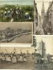 N°74 - Lot De 100 Cartes Postales Anciennes Majorité Bretagne, Toutes Scannées - 100 - 499 Postales