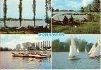 BERLARE-OVERMERE-UITBERGEN-DONKMEER-multivues-bate Aux-pêcheur   à La Ligne - Berlare