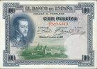 3 Billets El Banco De Espana De 100 Cien Pesetas Madrid 1 Julio 1925 Très Propres Postage Inclus/Europe - 100 Pesetas