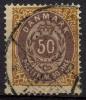 Danemark (1875) N 28B Obt - 1864-04 (Christian IX)